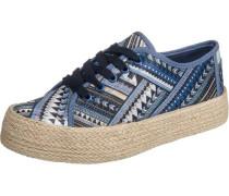 Sneakers blau / mischfarben