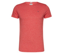 T-Shirt »Thdm Basic CN Knit S/S 25« cranberry