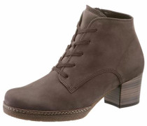 Ankle-Boots taupe