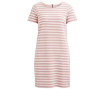 Jerseykleid 'VITinny New' rot / weiß