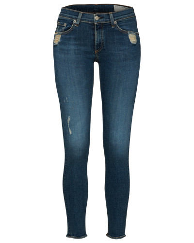 Jeans 'Skinny' blue denim
