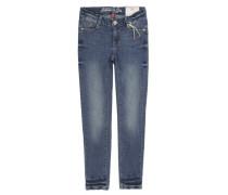 Jeggings Jeans Girls MID Mädchen Kinder blue denim
