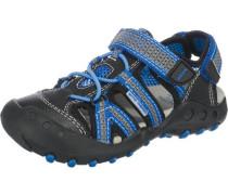 Sandalen blau
