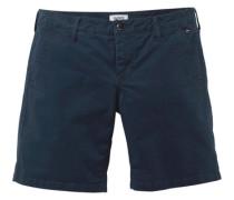 Denim Shorts blau