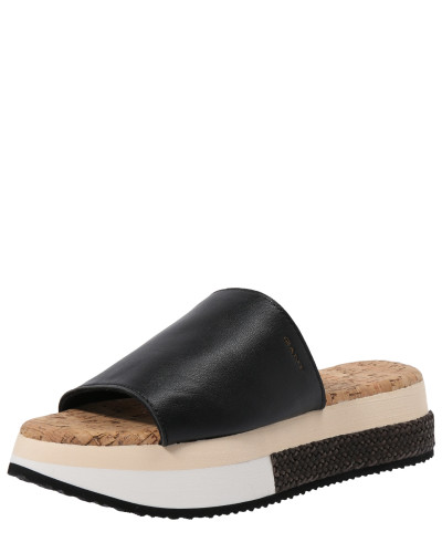Sandale 'Sant Ana' schwarz