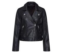 Lederjacke 'slfkatie Leather Jacket B Noos'