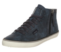 High Top Sneaker 'Venus' blau