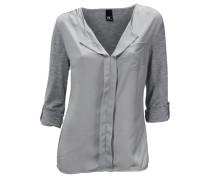 Shirtbluse grau