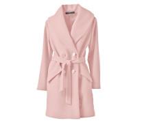 Wolljacke pink