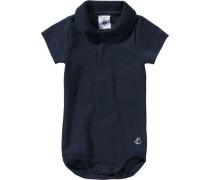 Baby Polobody für Jungen dunkelblau