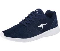 Nihu Sneakers blau / weiß