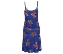 Beachtime Strandkleid royalblau