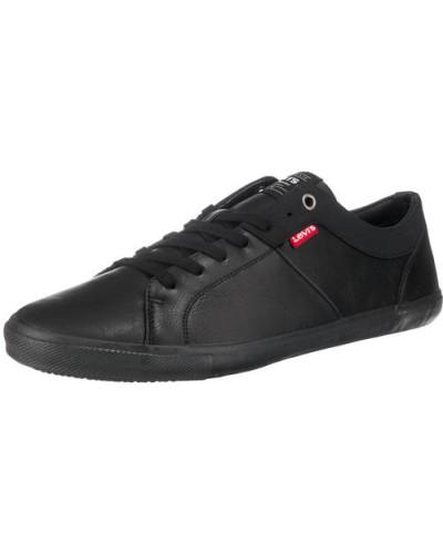 Woods Sneakers schwarz