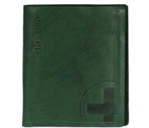 Billfold Edwyn Geldbörse Leder grün