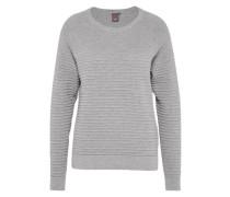 Pullover 'netty' grau