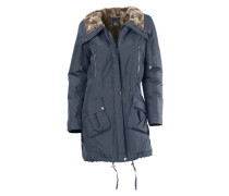 Best Connection Parka blau
