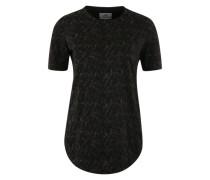 Jerseyshirt schwarz