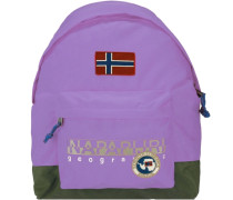 North Cape Backpack Rucksack 44 cm lila