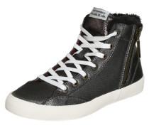 Sneaker 'Clinton Fur' grau