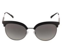 Clubmaster-Sonnenbrille