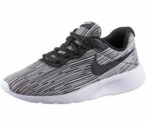 'Tanjun' Sneaker Kinder hellgrau / schwarz