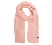 Strickschal 'tju Basic' rosa