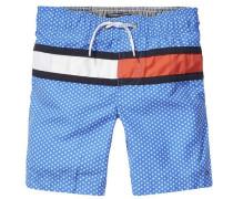 Badeshorts »Star Flag Swimshort« blau / rot / schwarz / weiß