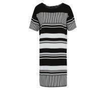 Kleid 'Klea' schwarz / weiß