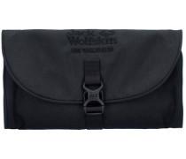 'Travel Accessories I Mini Waschsalon' Kulturtasche 26 cm schwarz