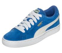 Sneaker Suede Jr 355110-02 blau