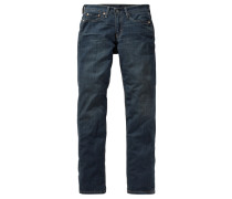 Slim-fit-Jeans marine