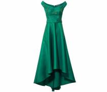 Abendkleid Taft smaragd