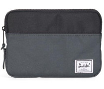 Tablet Tasche '»Anchor Sleeve iPad mini Dark Shadow/Black'« dunkelgrau / schwarz