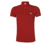 Poloshirt in Piqué-Qualität 'Pavlik' rot