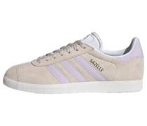 Schuh 'Gazelle' weiß / beige