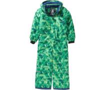 Schneeanzug Merlin Freefall für Jungen grün