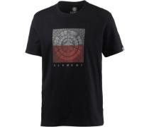 'cast SS' T-Shirt Herren schwarz