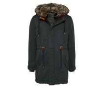 Winterparka 'ikatlining' anthrazit