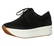 Plateau Sneaker Casey schwarz
