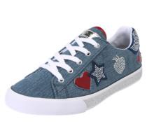 Sneaker 'memphis3' blau