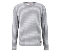 Sweatshirt »1/1 Slv Striped Swea« grau