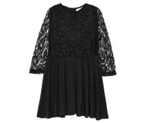 Kleid mit langen Ärmeln nitwolda schwarz