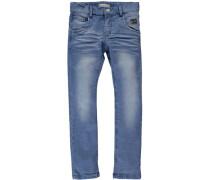 Slim Fit Jeans nitras blau