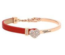 Armband Chic Ubs91318 gold / rot