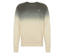 Sweatshirt 'Dip dye'