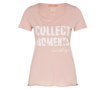 T-Shirt 'Tasensation' pink