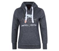 Sweatshirt 'Limited icarus' grau