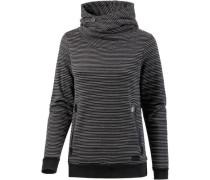 Cushy Turtle Sweatshirt schwarz / weiß