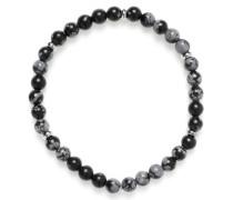 Armband »1196« grau / anthrazit / schwarz