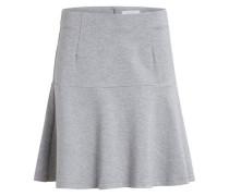 Femininer Rock 'viriasta Flounce Skirt' grau